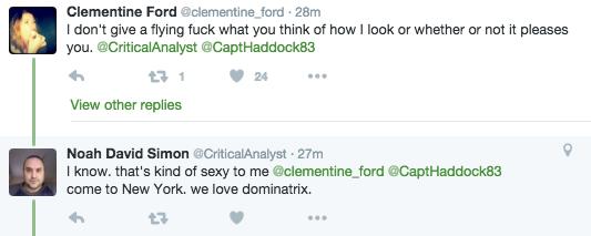 CF - dominatrix