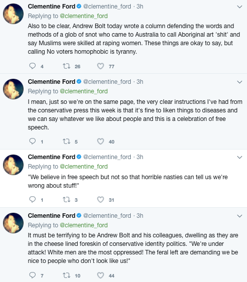 Clemmie rant